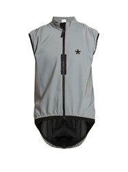 Huez Moonrider Performance Gilet Silver