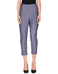 Darling Trousers 3 4 Length Trousers Women Blue