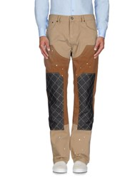 Mostly Heard Rarely Seen Casual Pants Sand