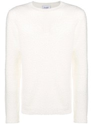 Dondup Knitted Sweater White