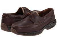 Dunham Shoreline Brown Leather Men's Slip On Shoes