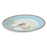 Pip Studio Early Bird Plate Blue