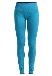Craft Active Comfort Base Layer Gale Deep Blue