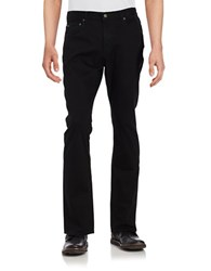 Michael Kors Straight Leg Jeans Black