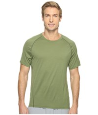 Smartwool Merino 150 Baselayer Short Sleeve Light Loden Men's T Shirt Olive