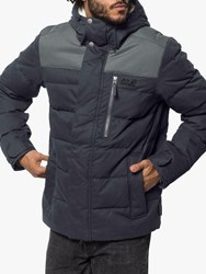 Jack Wolfskin Lakota 'S Insulated Jacket Phanton