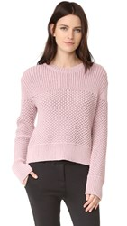 Public School Bond Sweater Pink