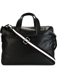 Bally 'Telag' Briefcase Black