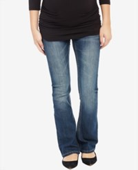 Motherhood Maternity Boot Cut Dark Wash Jeans