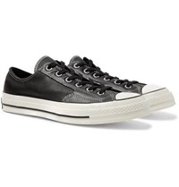 Converse 1970S Chuck Taylor All Star Full Grain Leather Sneakers Black