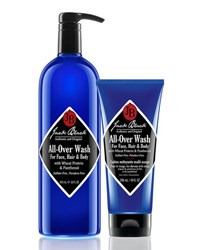 Jack Black All Over Wash For Face Hair And Body 33Oz