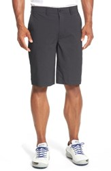 Travis Mathew 'Hefner' Stretch Golf Shorts Black