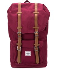 Herschel Supply Co. Little America Backpack Red