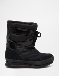 Adidas Originals Snowrush Black Snow Boots
