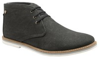 Frank Wright Truro Mens Boots Black