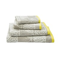 Scion Spike Towel Grey