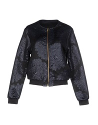Jijil Jackets Dark Blue