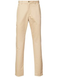 A.P.C. Classic Chinos Cotton Nude Neutrals