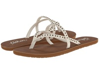 Volcom All Day Long 2 White Women's Sandals