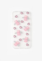 Missguided Pink Flying Dollar Iphone 7 Case
