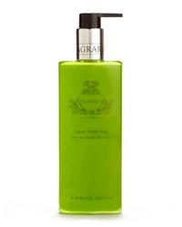 Lime And Orange Blossoms Liquid Hand Soap Agraria
