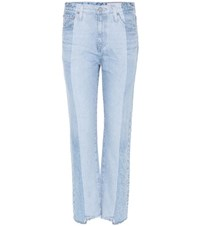 Ag Jeans Phoebe Cropped Blue