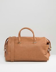 French Connection Weekender Holdall Tan