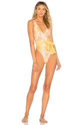 Tularosa Claudia One Piece Coral