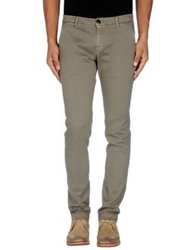One Seven Two Casual Pants Military Green