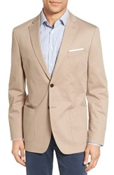 Todd Snyder Men's White Label Mayfair Trim Fit Stretch Cotton Blazer