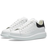 Alexander Mcqueen Wedge Sole Sneaker White