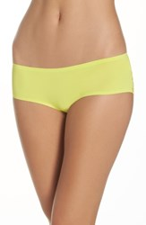 Free People Women's Intimately Fp Smooth Hipster Panties Yellow