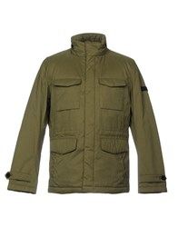 Lumberjack Jackets Military Green