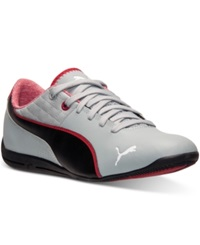 Puma Men's Drift Cat 6 Nm Casual Sneakers From Finish Line Quarry Grey Black Red