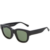 Acne Studios Frame A Sunglasses Black