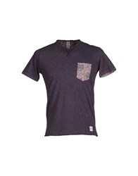 Bob Strollers Bob Topwear T Shirts Men Purple