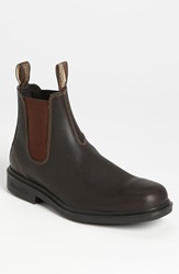 Blundstone Footwear Chelsea Boot Men Stout Brown