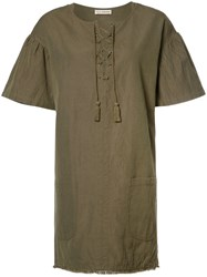 Ulla Johnson Marcelle Dress Green
