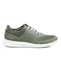 Lacoste Women's Joggeur Lace 416 1 Trainers Dark Green Brown
