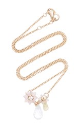 Alice Cicolini Summer Snow Small Layering Necklace Gold