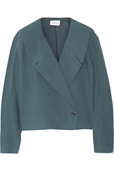 Lemaire Oversized Cotton Poplin Jacket