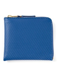 Comme Des Garcons Wallet 'Luxury Group' Coin Purse Blue