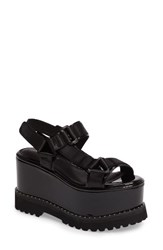 Jeffrey Campbell Women's Windale Studded Platform Sandal