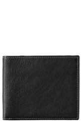 Johnston And Murphy Men's Leather Wallet