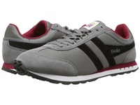 Gola Boston Grey Black Red Men's Shoes Multi