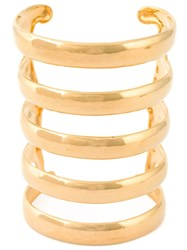 Aurelie Bidermann 'Esteban' Cuff Metallic
