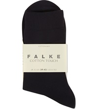 Falke Cotton Touch Socks Black