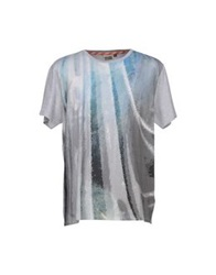 Basso And Brooke T Shirts Grey