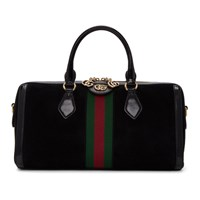 Gucci Black Ophidia Bowling Bag