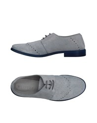 Wexford Lace Up Shoes Grey